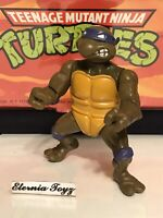 { HARD HEAD DON } Donatello TMNT Ninja Turtles Vintage Action Figure Playmates