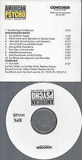 CD--PROMO--AMERICAN PSYCHO-TRUE FAITH--NEW ORDER