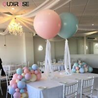 "10Pc 18"" Macaron Pearl Latex Balloons Wedding Birthday Party Decoration Supplies"