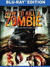 HOW TO KILL A ZOMBIE - BLU RAY - Region Free - Sealed