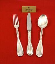 """Christofle """"Galea"""" cucchiaio forchetta coltello"""