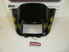 Ski-Doo - 1998 Formula Z 583 - Windshield Black Yellow Powermadd Cobra 10312010