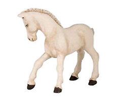 *NEW* PAPO 51116 Cremello Foal 8cm Horse Equestrian Farm - RETIRED