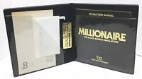 Millionaire Disk Version Blue Chip Software for Atari 400 & 800