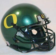 OREGON DUCKS (GREEN) Schutt XP Mini Helmet
