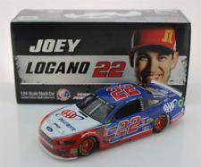 NASCAR 2019 JOEY LOGANO #22 AAA INSURANCE 1/24 CAR