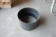 jonction de tuyau de cheminee poele tole noir diametre 200 neuf