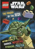 Lego Star Wars The Power of the Jedi (Activity Book with Stickers), UK, Egmont P