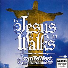 Kanye West Jesus Walks CD SIngle