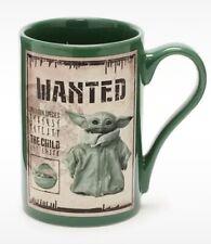 Mug Tasse Mandalorian The Child Star Wars Disney Disneyland New Neuf