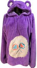 Care Bears Share Bear Medium Oversized Halloween Hoodie Sweatshirt Costume