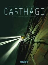 Carthago (#1,2,3,4,5,6,7,8,9,10 - Einzelbände zur Auswahl, Splitter, HC)