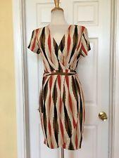BANANA REPUBLIC wrap dress size M