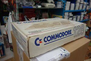 COMMODORE 128 testato e funzionante DEAD TEST ok completo di scatola e manuali