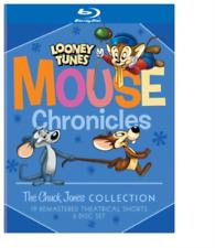 Looney Tunes Chuck Jones Mouse Chroni 0883929248667 Blu Ray Region a