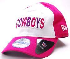 NFL Dallas Cowboys Era Toddler 9forty Cutest Pink Girls Fan Cap Hat -gd