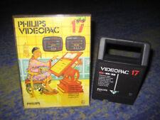 G7000 Philips Videopac 17   Chinesische Logic   17 G 7400 G 7000