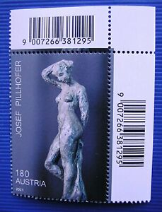 "Josef Pillhofer ""Badende"" Serie Moderne Kunst - Österreich SM Mai 2021**"