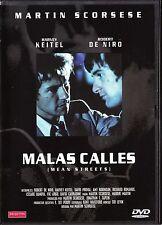 Martin Scorsese: MALAS CALLES con Robert De Niro. AGOTADO en dvd.