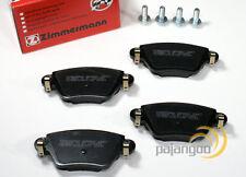 Jaguar X-Type - Zimmermann Bremsen Bremsbeläge Bremssattelschrauben für hinten*
