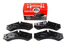 MINTEX FRONT REAR BRAKE PADS MERCEDES BENZ VW MDB2795 (REAL IMAGE OF PART)