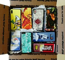 Bulk Wholesale Lot of 120 Mixed Cell Phone Cases Various Phone Models