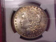 1898 O MORGAN DOLLAR - NGC MS 64 - SEE PICS! - (G663)