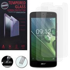 2X Panzerglas für Acer Liquid Zest Z525/ Zest 4G Echtglas Display Schutzfolie
