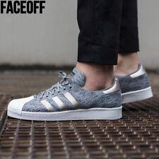 Adidas Superstar Boost Primeknit PK ' NOBLE METALS PACK ' Solid Grey