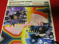 The Moody Blues LP Record Lot  Days Of Future Past record with art slip cover
