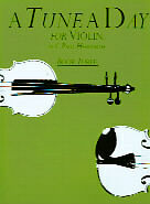 TUNE A DAY VIOLIN Book 3 Herfurth (GREEN)