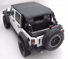 Smittybilt Extended Top & Header Channel Set 2010-2016 4dr Jeep Wrangler JK