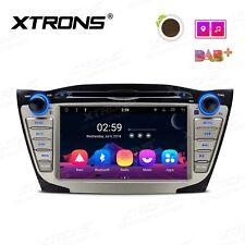 "AUTORADIO 7"" Android 8.1 Octa Core 2gb Hyundai Ix 35 Tucson Navigatore Wifi Gps"