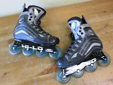 Mission Helium H550 HiLo Inline Roller Hockey Skates Mens Size 7 [ US Shoe 8.5 ]