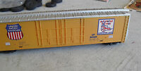 Vintage HO Scale Tyco Union Pacific UP 300631 Long Box Car