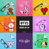 BTS BT21 Official Authentic Goods Look Optical Glasses series + Tracking Number