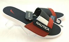 NAUTICA Bower Size 11 Athletic Slide Adjustable Men's Comfort Sandals