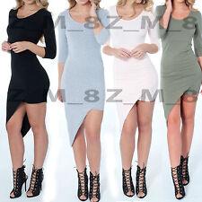 Unbranded Asymmetric Hem Short/Mini Dresses