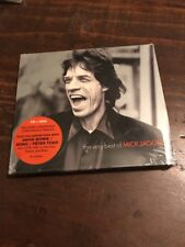 MICK JAGGER - Very Best Of Mick Jagger (w/) (dlx) - 2 CD - Limited Edition - NEW