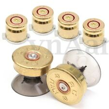 4Pcs Metal Bullet Buttons Mod Kits+2Pcs Thumbstick Set For PS4/PS3 Controller