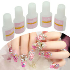 Strong Nail Art Glue False Nails Tip Adhesive Gel DIY Manicure Tool Accessories