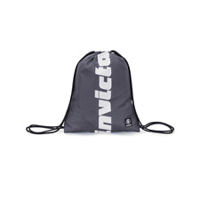 SACCA INVICTA EASY PACK PLAIN LOGO GRIGIA ART.306031912