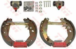Komplett-Set Bremsbacken TRW GSK1648