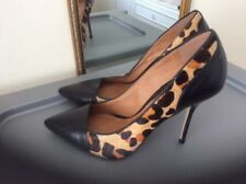 River Island Stiletto 100% Leather Court Heels for Women