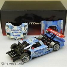 NISSAN R390 GT1 LE MANS 1998 #32 AUTOart MODEL 1/18 #89876