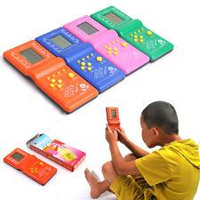 Unterhaltsam Tetris LCD Hand-Spielkonsole Klassiker puzzleartig Computerspiel