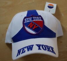 City Hunter New York NY Embroidered Strap Back Baseball Cap Hat NWT