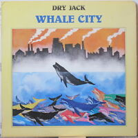 DRY JACK Whale City LP 1970s Jazz-Rock, on Inner City