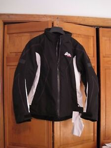 HMK Ladies Jewel Snowmobile Jacket (size M)