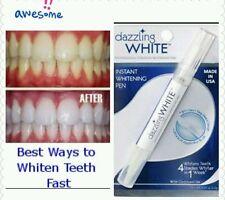 Dr. Fresh DAZZLING WHITE Pro Strength Teeth Whitening Pen • 50 Uses (PACK OF 25)